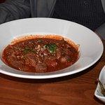Lamb stew dish