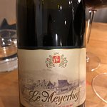 Excellent rare Pinot from the Alsace region of France