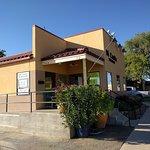 Restaurant Exterior at the Corner