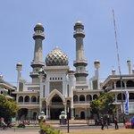 Foto Alun Alun Kota Malang