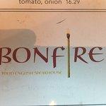 Todd English's Bonfireの写真