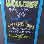 Wollombi: the meeting place of the waters
