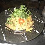 Peruvian Seafood Rice