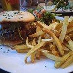 burger de canard