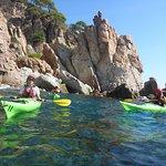Kayak Adventure Lloret Foto