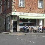 Cafe Frog