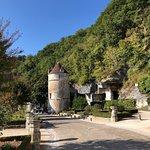 Foto van Grottes de Abbaye de Brantome
