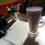 Morning coffee (latte)