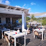 Foto van Is Fradis Beach Club