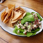 The Ceviche was awesome!