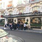 Rue du Faubourg Saint-Honore fényképe