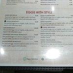 Breakfast menu, pt. 2