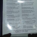 Breakfast menu, pt. 5