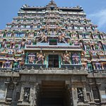Magnificent Gopuram of Nataraja Temple
