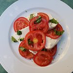 Caprese Salad....my all time favorite in Italy
