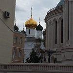Храм 17 века в Сретенском монастыре