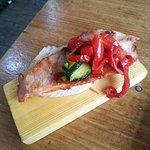 Carne, zucchine e peperoni