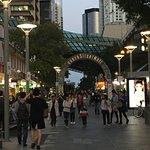 Queen Street Mall Foto