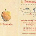 Фотография Le Pommier Restaurant