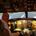 Full Flight Simulator Photo