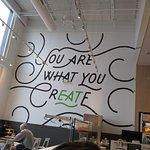 Bright murals