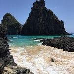 Tantas praias maravilhosas em Noronha ... difícil escolher uma !