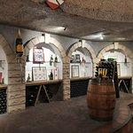 Cellar tour tasting room