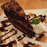 turtle cake dessert