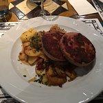 Foto de Restaurant Zum Gueldenen Schaf