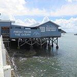 Foto de Mangonui Fish Shop