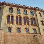 Il castello sede del museo.