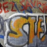 Section the Berlin Wall