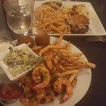 Dinner at Sundae Cafe