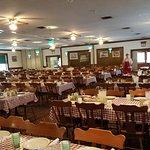 Interior of restaurant(dining room)