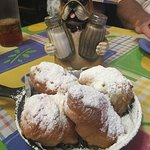 The Beignets at Kenny B's