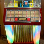 Wow! Three plays for a quarter! Good old timey working jukebox!