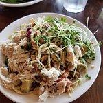 This chicken salad was amazing