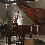 Here is the wonderful piano player