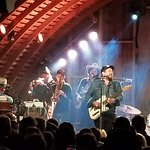 Nathaniel Rateliff and the Nightsweats, inside 'the barn'