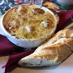 Oysters Escargot - Tender but RICH