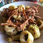 Wonderful calamari