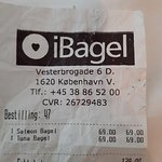 Photo of iBagel