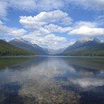 Bowman Lake resmi