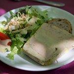 Un foie gras sublime