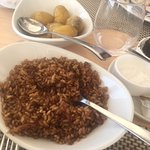 Very good tangy african rice