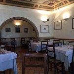 interior of taverna