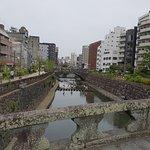 ภาพถ่ายของ Spectacles Bridge (Meganebashi)