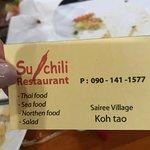 Bild från Su Chilli