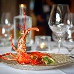 Singapore chili lobster