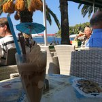Best iced coffee in cavtat